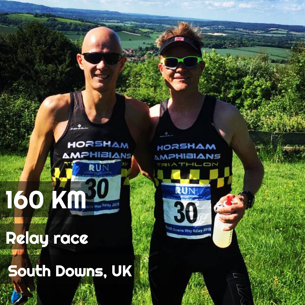 South Downs Relay